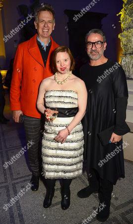 Editorial picture of Prix Pictet Awards, London, UK - 13 Nov 2019