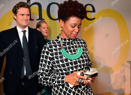 Editorial photo of Prix Pictet Awards, London, UK - 13 Nov 2019
