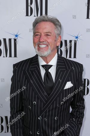 Larry Gatlin arrives at 67th Annual BMI Country Awards ceremony at BMI Music Row offices, in Nashville, Tenn