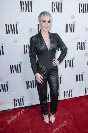 Editorial image of 67th Annual BMI Country Awards, Nashville, USA - 12 Nov 2019