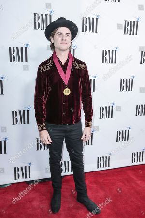 Ross Copperman arrives at 67th Annual BMI Country Awards ceremony at BMI Music Row offices, in Nashville, Tenn