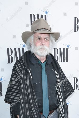 Bob Weir arrives at 67th Annual BMI Country Awards ceremony at BMI Music Row offices, in Nashville, Tenn