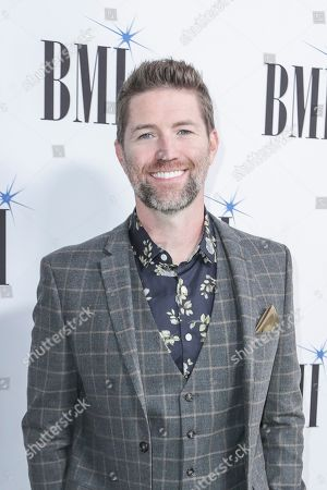 Josh Turner arrives at 67th Annual BMI Country Awards ceremony at BMI Music Row offices, in Nashville, Tenn