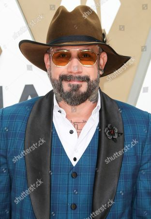 Editorial image of 53rd Annual CMA Awards, Arrivals, Bridgestone Arena, Nashville, USA - 13 Nov 2019