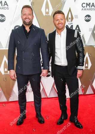 Michael Baum and Shane Mcanally