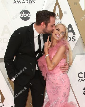 Kristin Chenoweth and guest