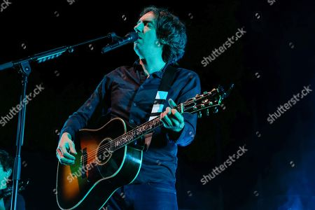 Stock Picture of Snow Patrol - Gary Lightbody