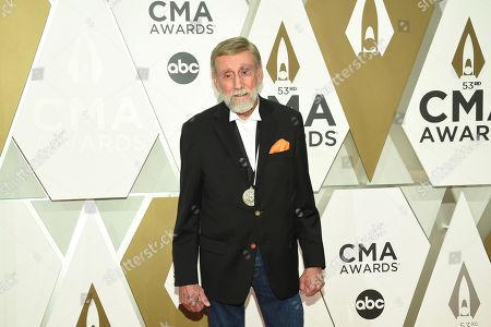 Editorial image of 53rd Annual CMA Awards - Arrivals, Nashville, USA - 13 Nov 2019