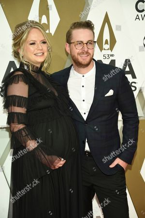 Editorial image of 53rd Annual CMA Awards - Arrivals, Nashville, USA - 13 Nov 2019