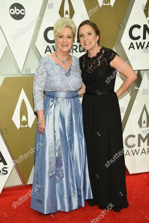 Editorial picture of 53rd Annual CMA Awards - Arrivals, Nashville, USA - 13 Nov 2019