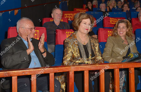 Foster Hirsch, Diane Baker and Lillie Thom attend the Festival