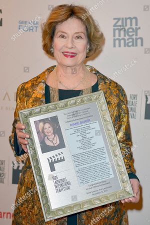 Editorial photo of 34th Annual Fort Lauderdale International Film Festival, Lifetime Achievement Awards, Florida, USA - 12 Nov 2019