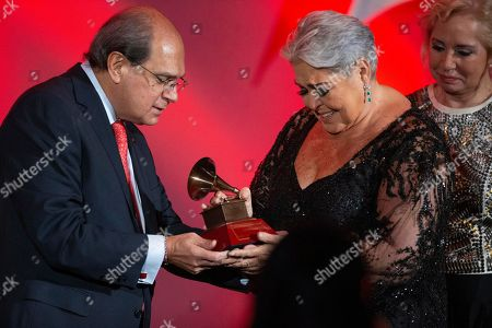 Editorial image of 2019 Latin Grammy Awards - Special Merit Awards, Las Vegas, USA - 13 Nov 2019