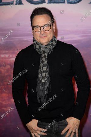 Editorial photo of 'Frozen 2' film photocall, Paris, France - 13 Nov 2019