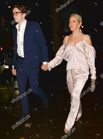Editorial picture of Celebrities leaving The Roundhouse, Camden, London, UK - 14 Nov 2019