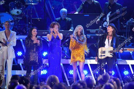 Editorial image of 53rd Annual CMA Awards - Show, Nashville, USA - 13 Nov 2019