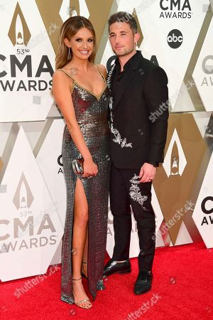 Stock Photo of Carly Pearce, Michael Ray