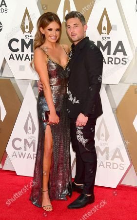 Editorial image of 53rd Annual CMA Awards, Arrivals, Bridgestone Arena, Nashville, USA - 13 Nov 2019