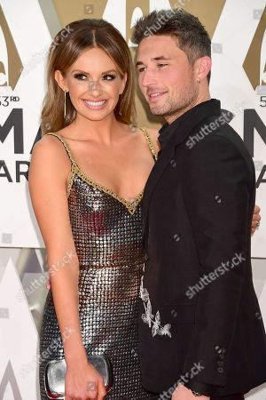 Editorial picture of 53rd Annual CMA Awards, Arrivals, Bridgestone Arena, Nashville, USA - 13 Nov 2019
