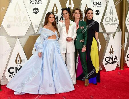 The Highwomen - Maren Morris, Amanda Shires, Brandi Carlile and Natalie Hemby