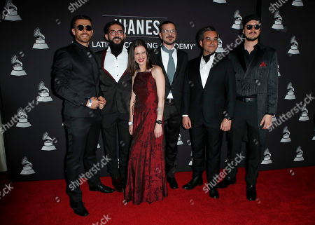 Editorial photo of 2019 Latin Recording Academy Person of the Year, Las Vegas, USA - 13 Nov 2019