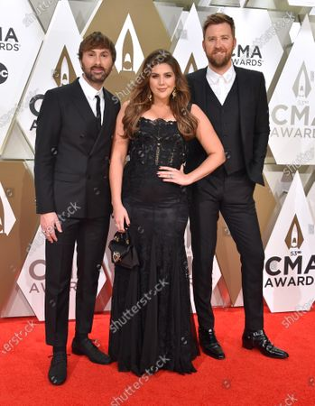 Editorial photo of 53rd Annual CMA Awards, Arrivals, Bridgestone Arena, Nashville, USA - 13 Nov 2019