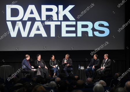 Editorial photo of Exclusive - 'Dark Waters' BAFTA film screening, New York, USA - 13 Nov 2019