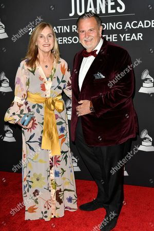 Millie Molina and Raul De Molina