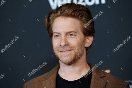 Seth Green arrives at the premiere of the Disney Plus web television series 'The Mandalorian' at El Capitan Theatre in Los Angeles, California, USA, 13 November 2019.