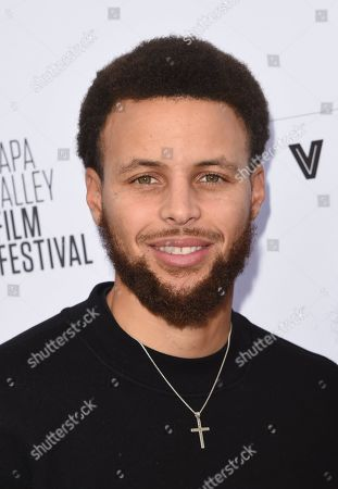 Stephen Curry attends Variety's Vivant launch during the Napa Valley Film Festival, held at Archer Hotel, Napa Valley, CA @NapaFilmFest #NVFF19