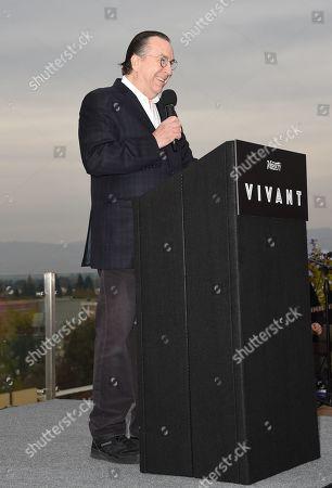 Editorial picture of Variety's Vivant Launch, Napa Valley Film Festival, Napa Valley, USA - 13 Nov 2019