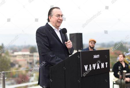 Editorial photo of Variety's Vivant Launch, Napa Valley Film Festival, Napa Valley, USA - 13 Nov 2019