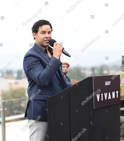 Editorial picture of Variety's Vivant Launch, Napa Valley Film Festival, Napa Valley, USA - 13 Nov 2019