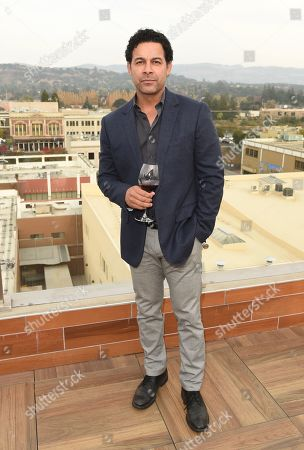 Jon Huertas attends Variety's Vivant launch during the Napa Valley Film Festival, held at Archer Hotel, Napa Valley, CA @NapaFilmFest #NVFF19