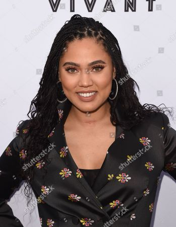 Ayesha Curry attends Variety's Vivant launch during the Napa Valley Film Festival, held at Archer Hotel, Napa Valley, CA @NapaFilmFest #NVFF19