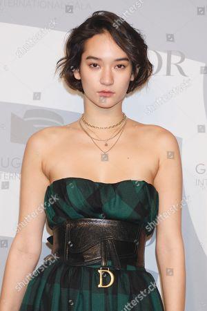Stock Picture of Mona Matsuoka