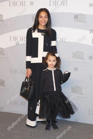 Monique Pean and daughter