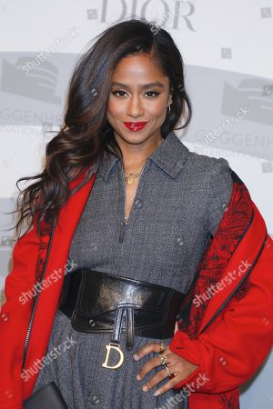 Editorial photo of Guggenheim International Gala, Pre Party Arrivals, New York, USA - 13 Nov 2019
