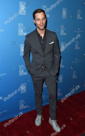 Stock Picture of Jonathan Keltz from the film 'Stealing School', attends the opening night of the Napa Valley Film Festival held at the Uptown Theatre, Napa Valley, CA @NapaFilmFest #NVFF19