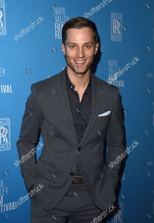 Jonathan Keltz from the film 'Stealing School', attends the opening night of the Napa Valley Film Festival held at the Uptown Theatre, Napa Valley, CA @NapaFilmFest #NVFF19