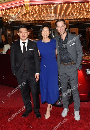 Editorial picture of Opening Night, Napa Valley Film Festival, USA - 13 Nov 2019