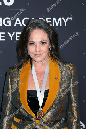 Editorial image of 'Latin Grammy Awards' Person of the Year Gala, Arrivals, Las Vegas, USA - 13 Nov 2019