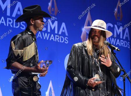 Editorial photo of 53rd Annual CMA Awards, Press Room, Bridgestone Arena, Nashville, USA - 13 Nov 2019