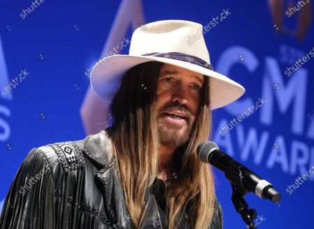 Stock Photo of Billy Ray Cyrus