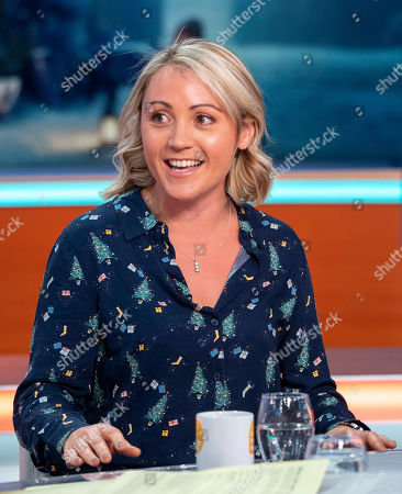 Editorial picture of 'Good Morning Britain' TV show, London, UK - 14 Nov 2019
