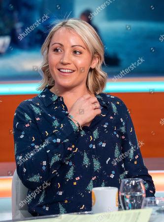 Editorial photo of 'Good Morning Britain' TV show, London, UK - 14 Nov 2019