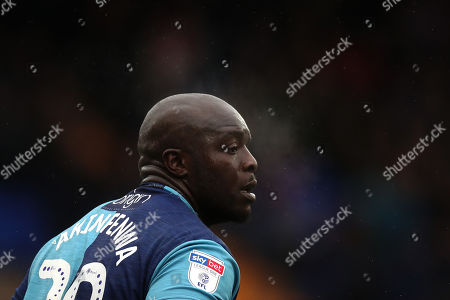 Editorial picture of Tranmere Rovers v Wycombe Wanderers, EFL Sky Bet League One, Football, Prenton Park, UK - 17 Nov 2019