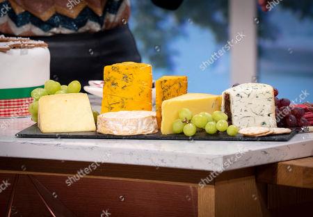 Juliet Sear - Christmas Cheese