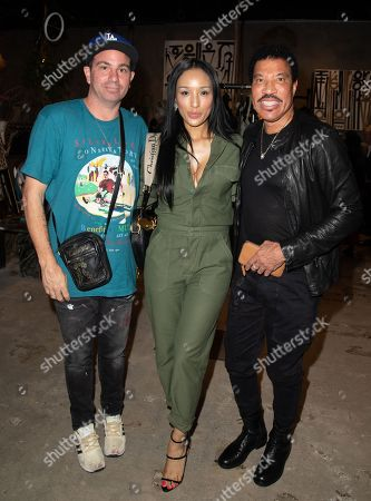 Editorial picture of Church Boutique party, Los Angeles, USA - 13 Nov 2019