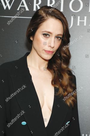 Editorial photo of 'The Warrior Queen Of Jhansi' film premiere, New York, USA - 13 Nov 2019